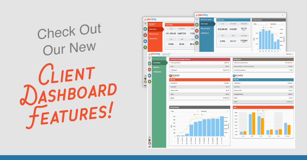 Check Out Our New Client Dashboard Features!