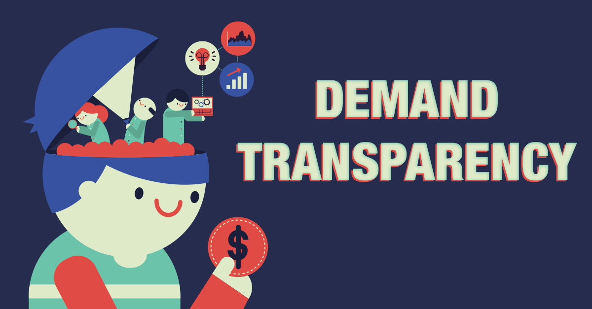 Brands Demand Complete Transparency