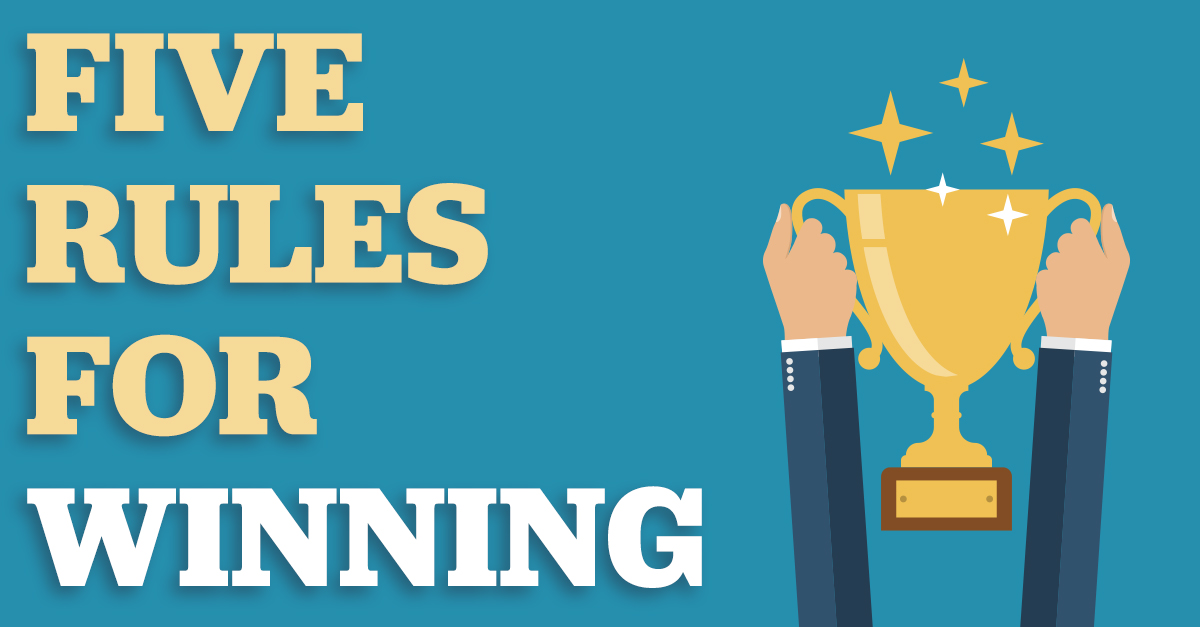 Automated Marketing - Five Rules for Winning