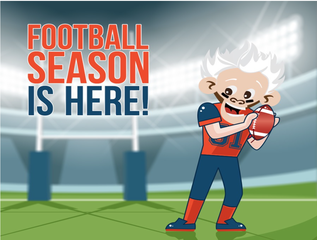 Football Season Equals Marketing Madness