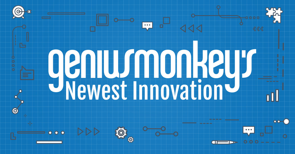 Genius Monkey's Newest Innovation