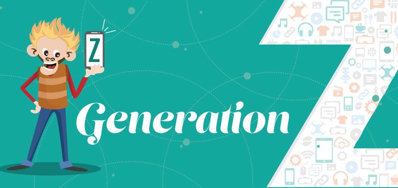 """Growing Mobile Mindset of Generation """"Z"""""""