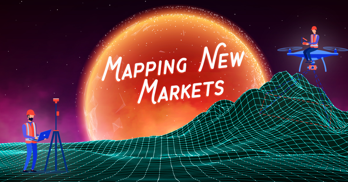 Mapping New Markets