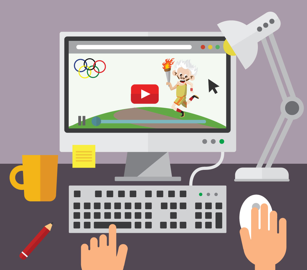 Video Strategies for the 2016 Summer Games
