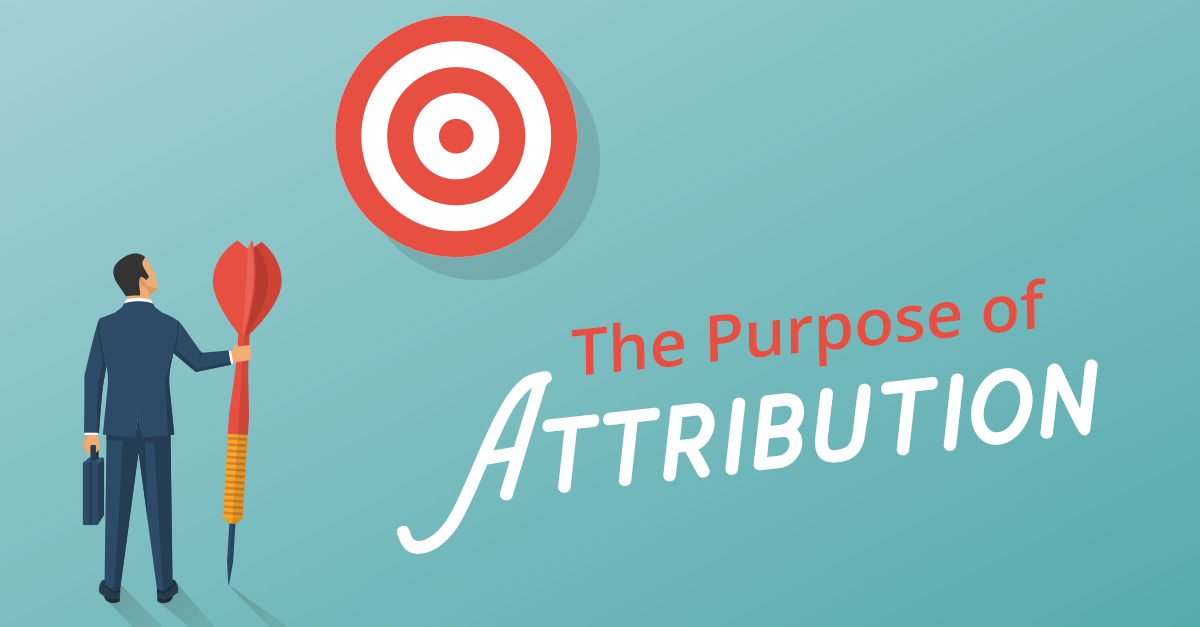 The Purpose of Attribution
