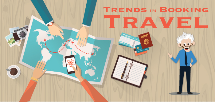 Trends in Booking Travel