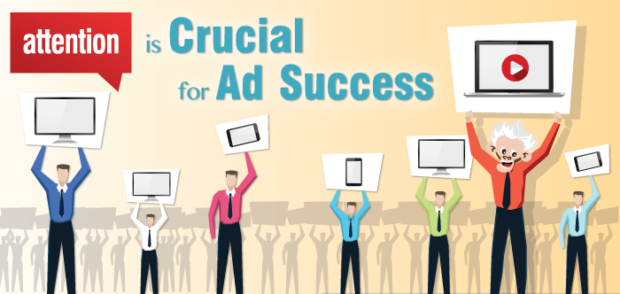 Attention is Crucial for Ad Success