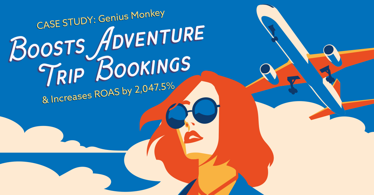 Genius Monkey Boosts Adventure Trip Bookings