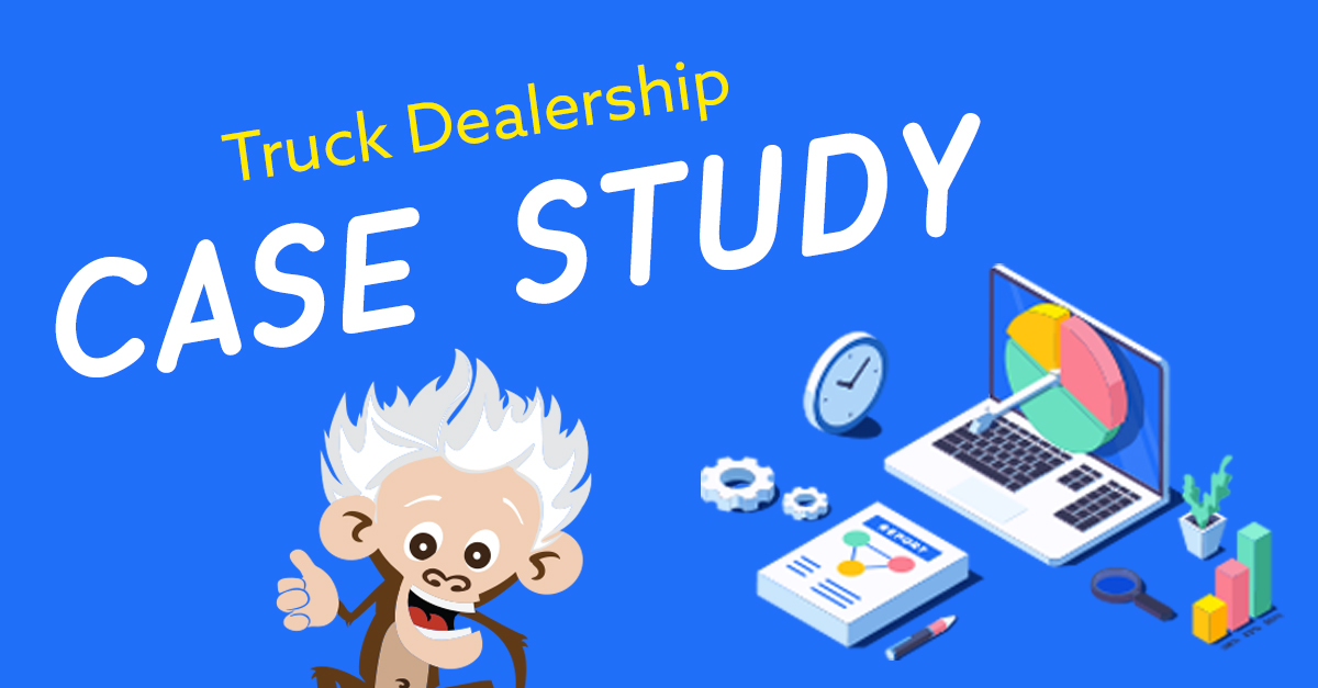 Truck Dealership Uses Attribution and Leads to 166% ROAS